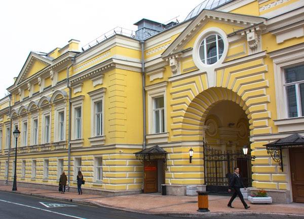 Здание театра Геликон-Опера