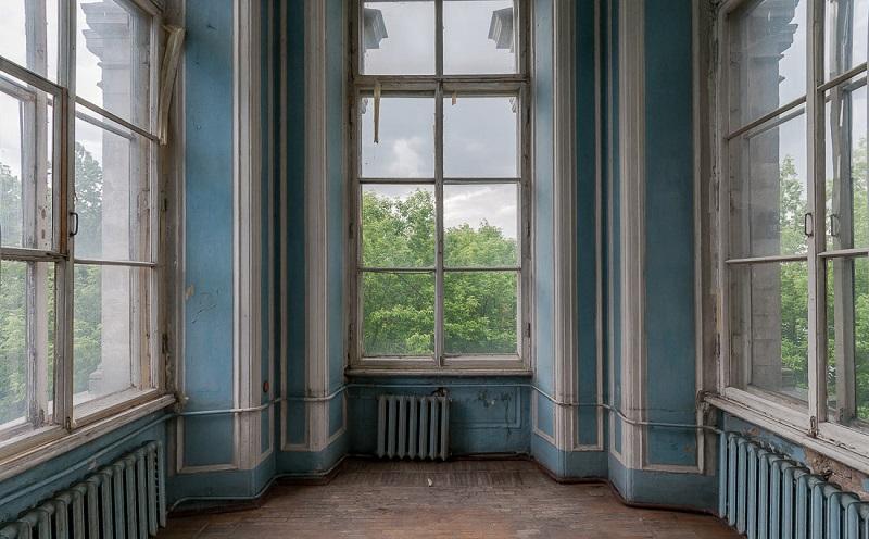 Дворец Воронцова-Дашкова в усадьбе Быково