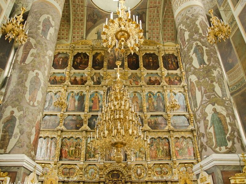 Большой Собор Донского монастыря