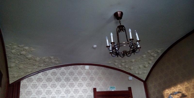 Будуар в особняке Смирнова