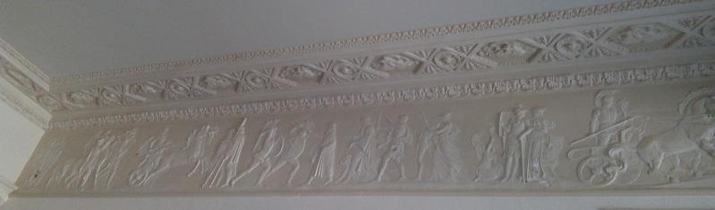 Греческий зал особняка Смирнова