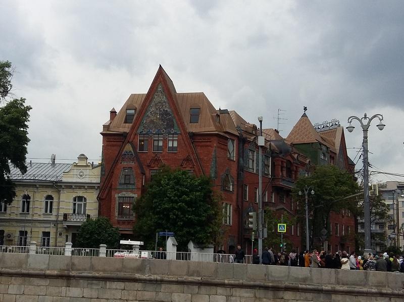 Дом Перцовой