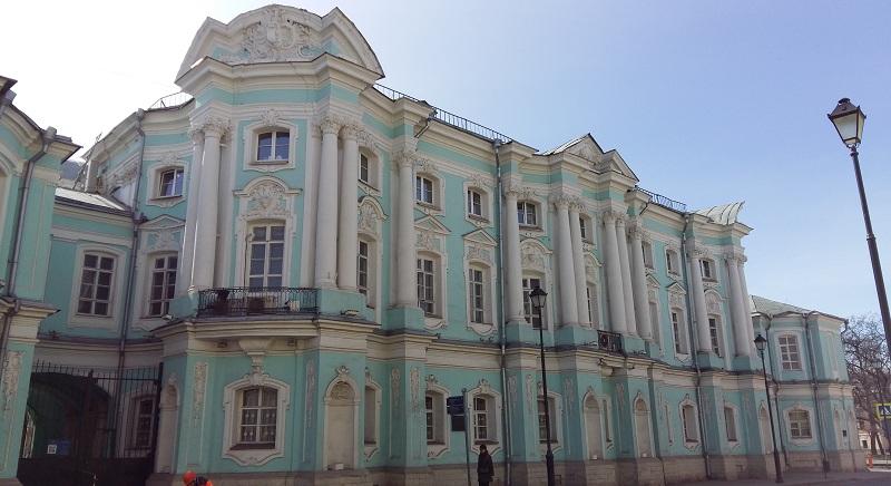 Дом Апраксиных-Трубецких на Покровке