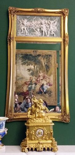Зеркало зала Тихонов Геликон-оперы