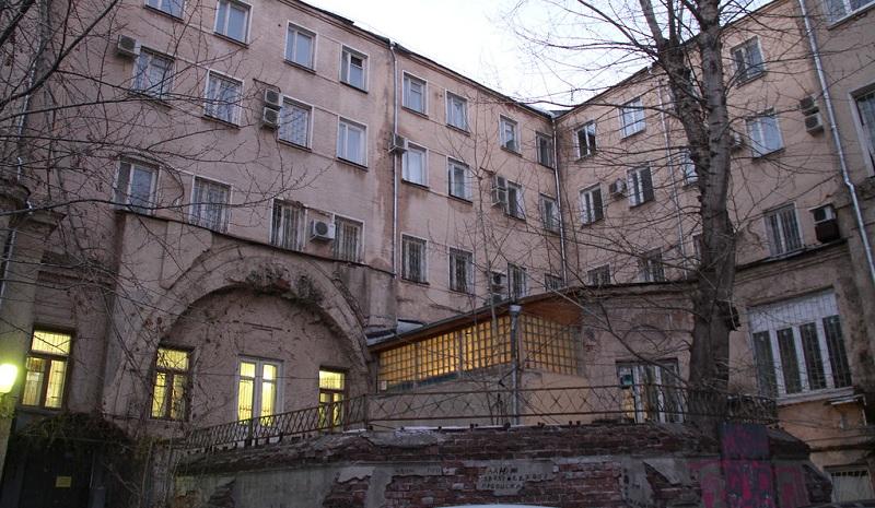 Особняк Морозовых в Подсосенском переулке