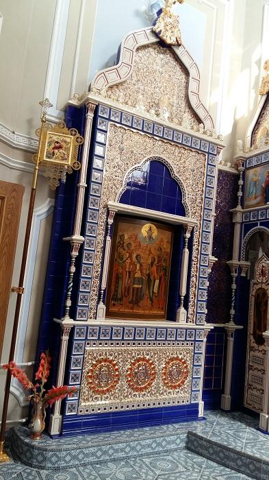 Храм иконы Божией Матери «Знамение» в Переяславской слободе
