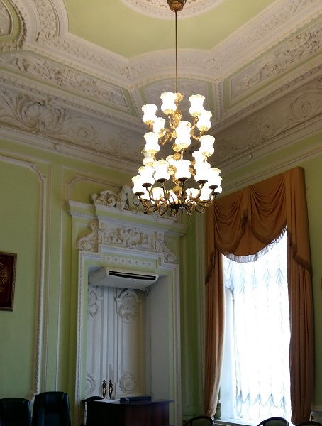 Дом Матвеевой