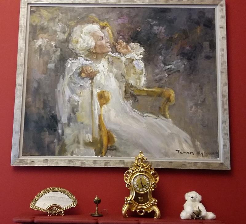 Картина зала Образцова Геликон-оперы