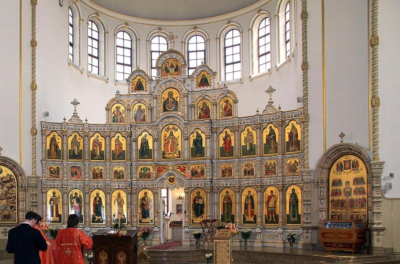 храм Живоначальной Троицы в Орехове-Борисове