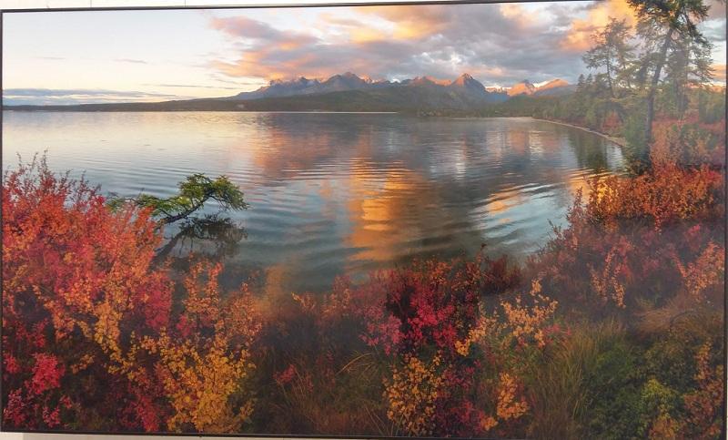 Озеро Джека Лондона, Колыма