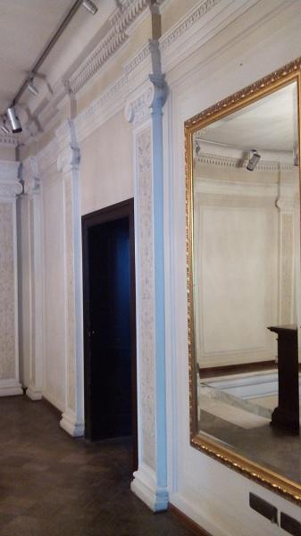 Лестничный холл особняка Смирнова