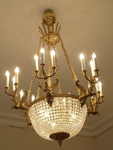Светильник Петровского замка