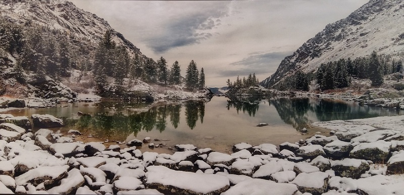 Озеро НижнийКуйгук