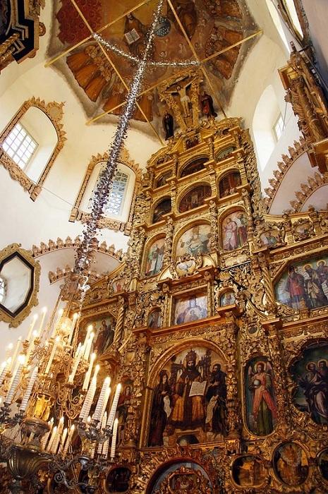 Иконостасы Москвы