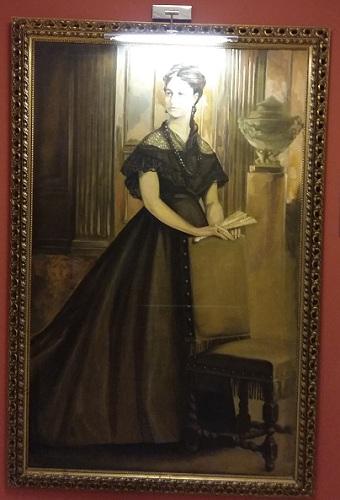 Портрет княгини Е.Шаховской