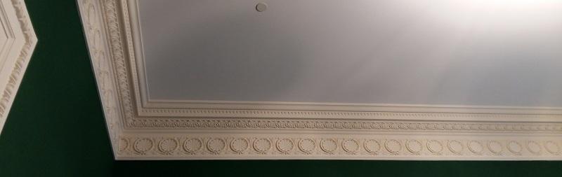 Потолок зала Тихонов Геликон-оперы