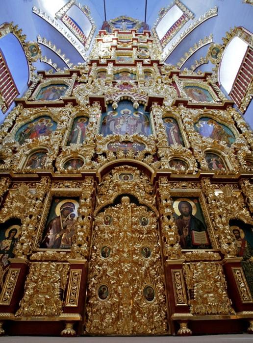 Церковь Троицы Живоначальной в селе Троицком-Лыкове