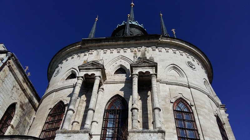 Владимирская церковь в Быково
