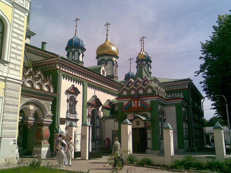 Храм Николы Чудотворца