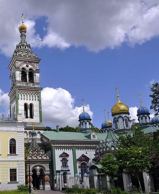 Храм Николы Чудотворца с колокольней